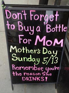 What to buy your mother on Mother's Day?
