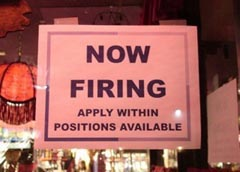 Now firing.  Apply within...